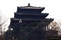 China 1993 April. (78) in Jingshan Park.078
