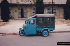China 1993 April. (90) Beijing. 090