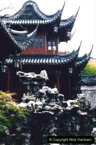 China 1993 April. (118) Yu Yuan Gardens. 118