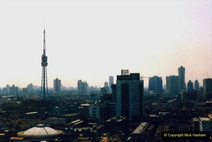 China 1993 April. (122)  Shanghai. 122