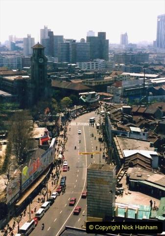 China 1993 April. (124)  Shanghai. 124
