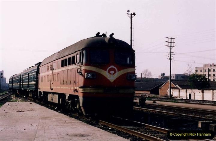 China 1993 April. (35) Nanjing to Wuxi. 035