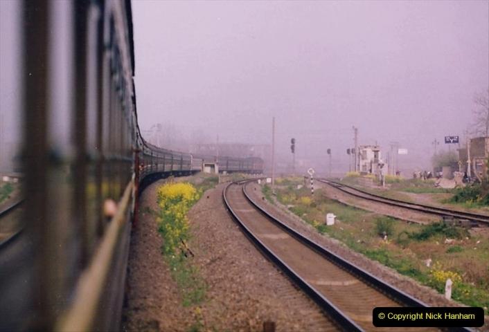 China 1993 April. (36) Nanjing to Wuxi. 036