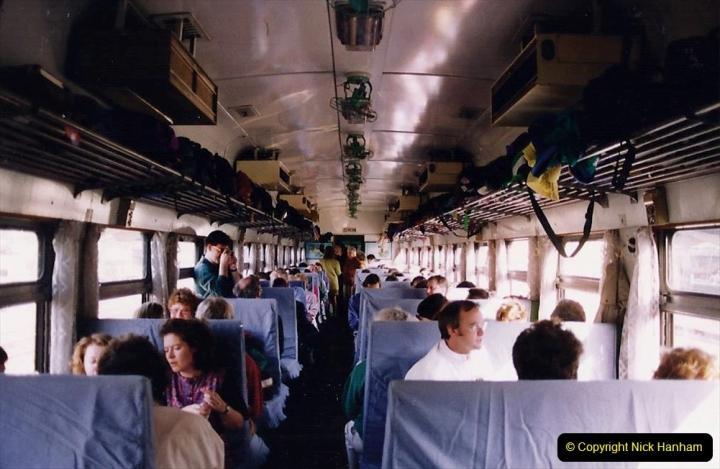 China 1993 April. (37) Nanjing to Wuxi. 037