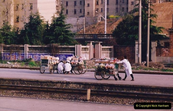 China 1993 April. (38) Nanjing to Wuxi. 038
