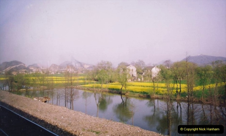 China 1993 April. (42) Nanjing to Wuxi. 042