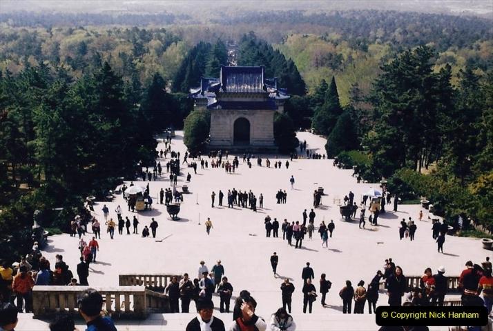 China 1993 April. (8) Sun yat-Sem Mausoleom. 017