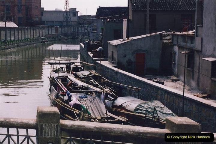China 1993 April. (90) Suzhou like Venis.  090