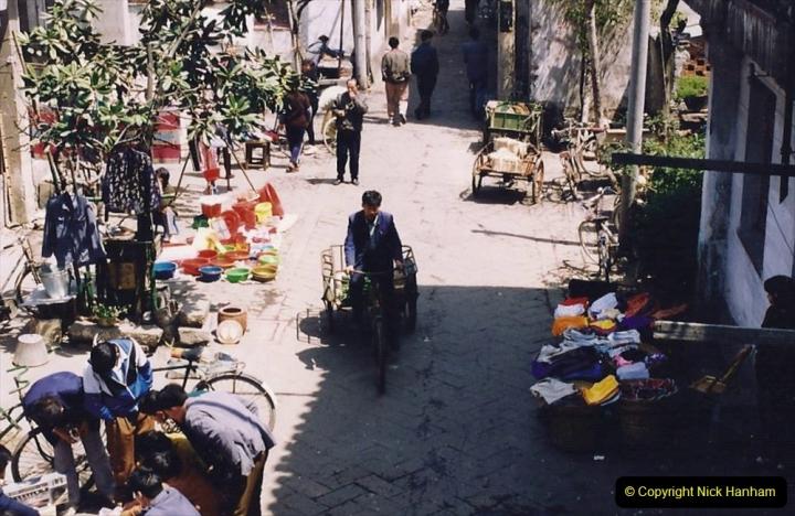 China 1993 April. (92) Suzhou. 092