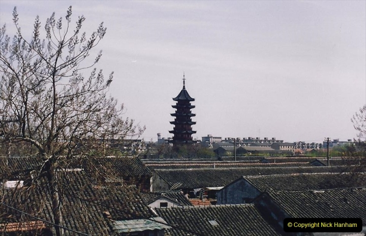 China 1993 April. (99) Suzhou. 099