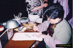 China 1993 April. (13) Number 1 Sandlewood Factory in Nanjing. 022