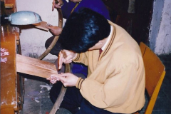 China 1993 April. (16) Number 1 Sandlewood Factory in Nanjing. 025