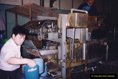 China 1993 April. (52) Number !ilk Factory in Wuxi. 052