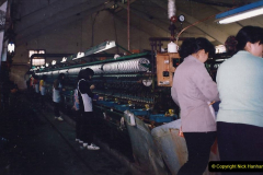 China 1993 April. (53) Number !ilk Factory in Wuxi. 053