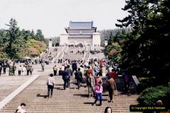 China 1993 April. (7) Sun yat-Sem Mausoleom. 016