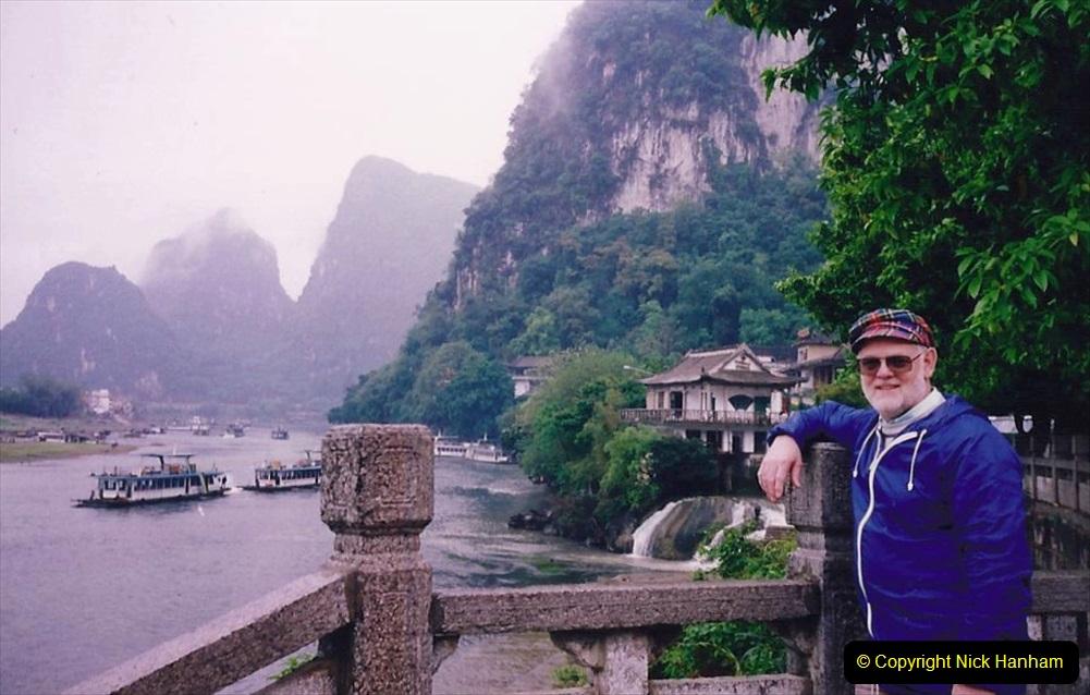 China 1993 April. (112) Yangshuo. 112