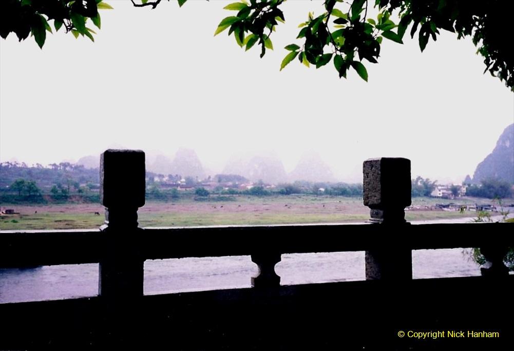 China 1993 April. (115) Yangshuo. 115