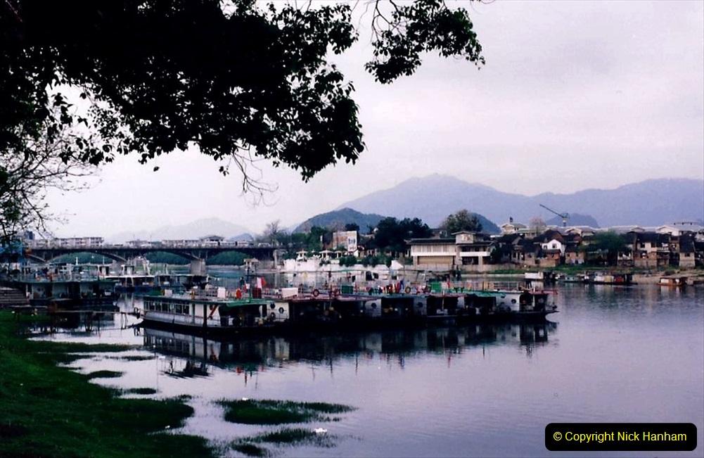 China 1993 April. (124) Guilin.  124
