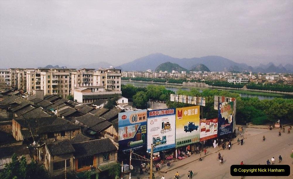 China 1993 April. (127) Guilin.  127
