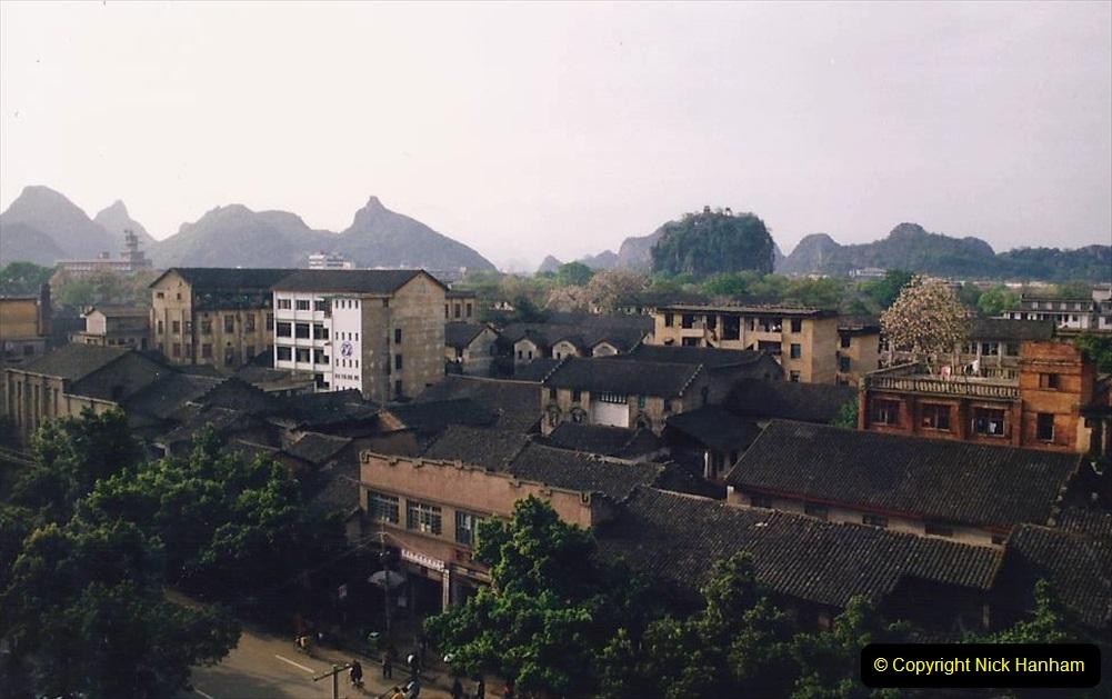 China 1993 April. (128) Guilin.  128