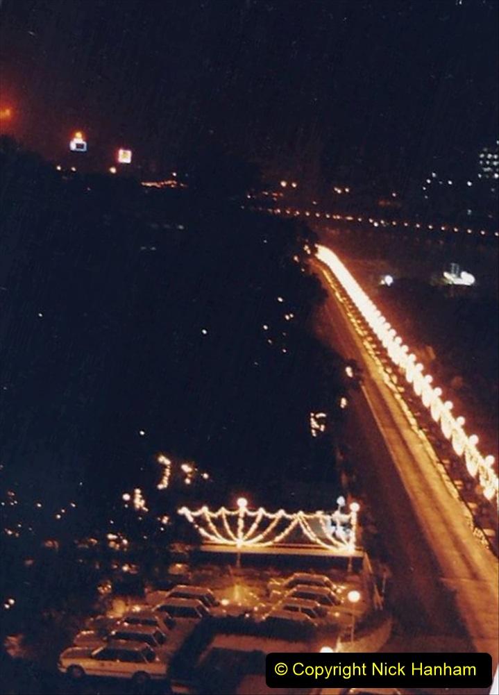 China 1993 April. (149) White swan Hotel Guangzhou. 147