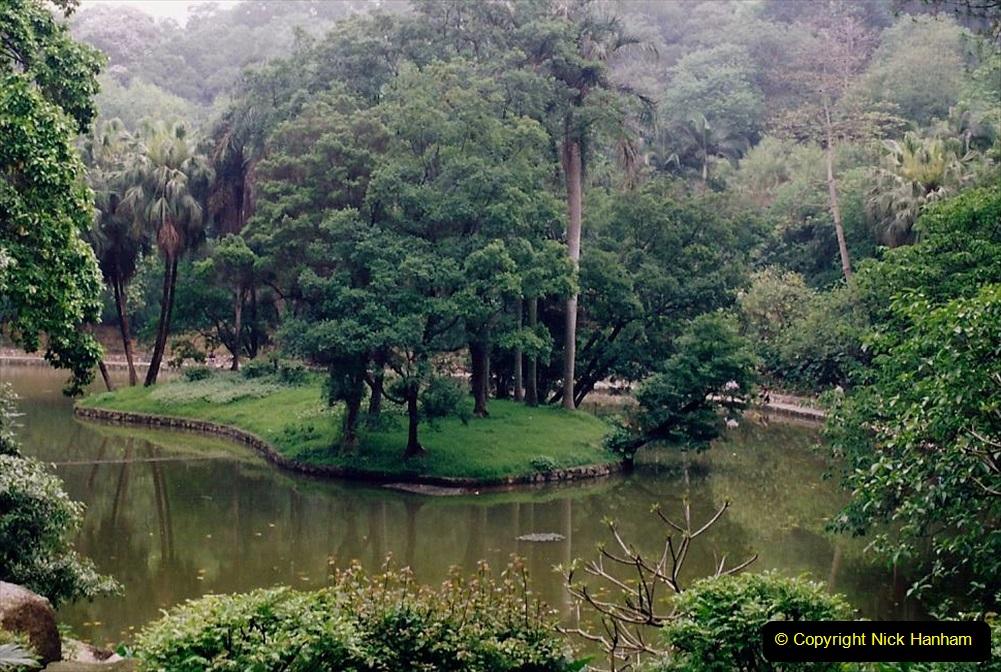 China 1993 April. (192) Temple of the six Ban Yan Trees Guangzhou.192