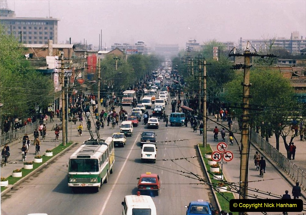 China 1993 April. (38) Xain. 038