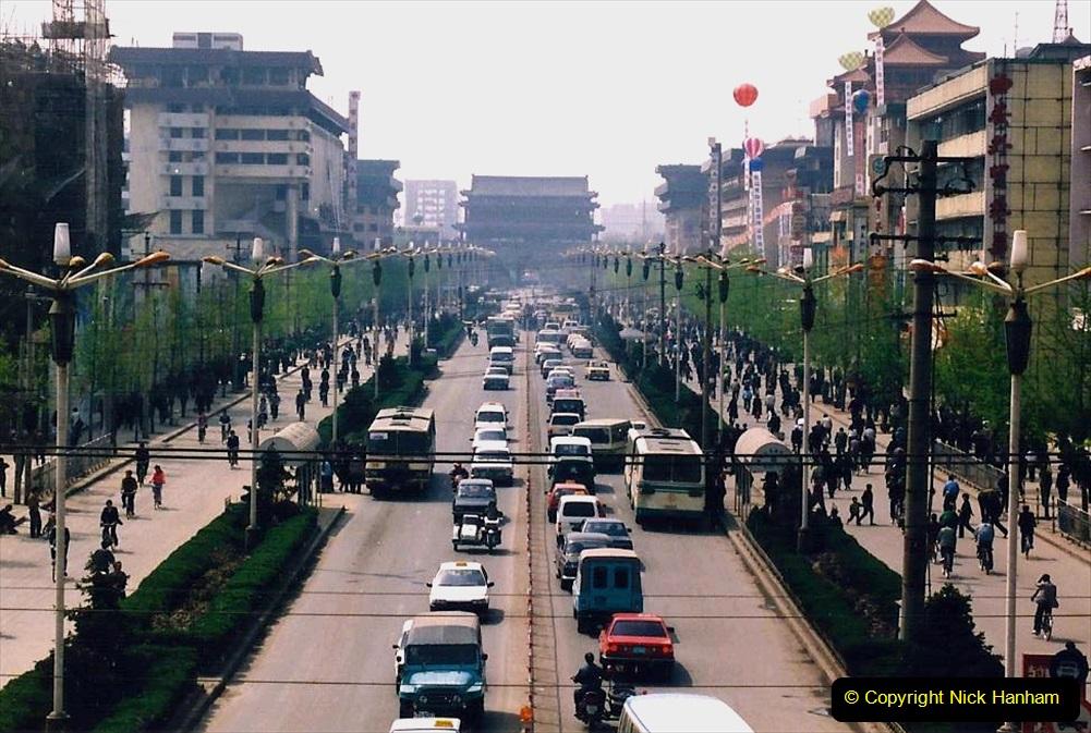 China 1993 April. (39) Xain. 039