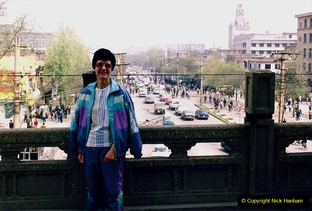 China 1993 April. (40) Xain. 040