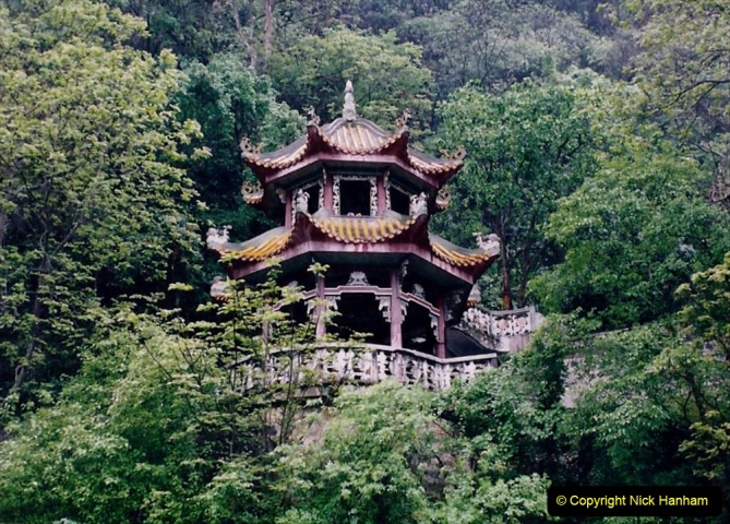 China 1993 April. (103) On the Li or Lijiang River  to Yangshuo. 103