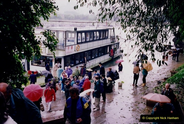 China 1993 April. (109) Yangshuo. 109