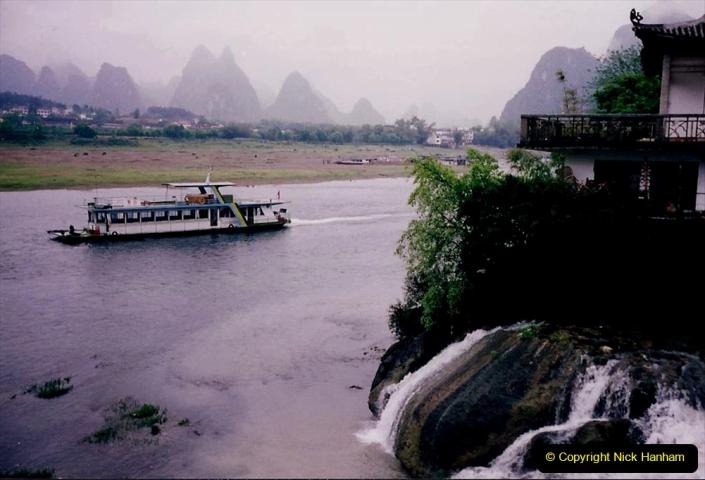 China 1993 April. (114) Yangshuo. 114