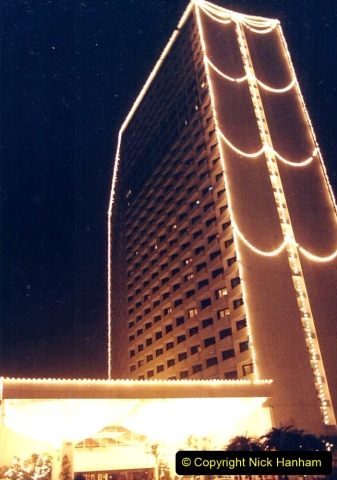 China 1993 April. (140)  White Swan Hotel Guangzhou135