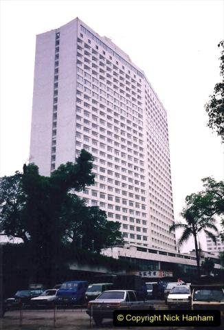 China 1993 April. (143)  White Swan Hotel Guangzhou. 138
