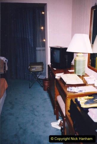 China 1993 April. (145)  White Swan Hotel Guangzhou. 140
