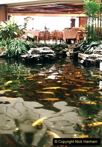 China 1993 April. (147) White swan Hotel Guangzhou.  141