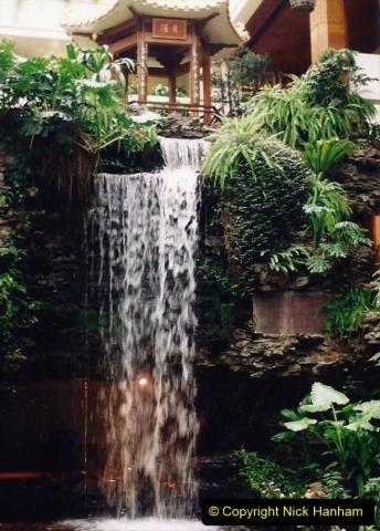 China 1993 April. (149) White swan Hotel Guangzhou.  146