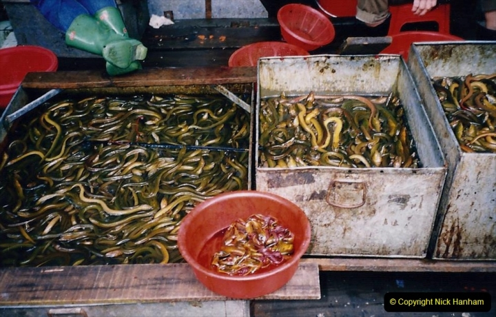 China 1993 April. (159) Guangzhou Market. 159