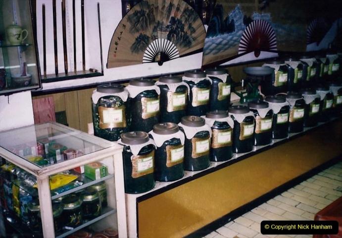China 1993 April. (168) Guangzhou Market. 168