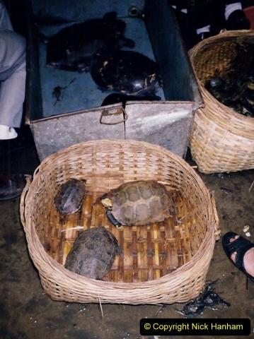 China 1993 April. (169) Guangzhou Market. 169
