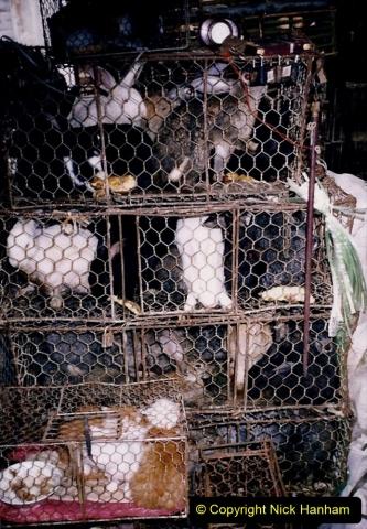 China 1993 April. (170) Guangzhou Market. 170