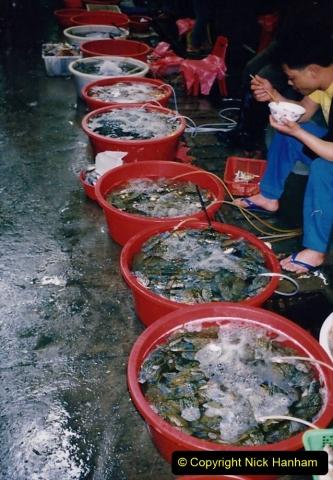 China 1993 April. (171) Guangzhou Market. 171