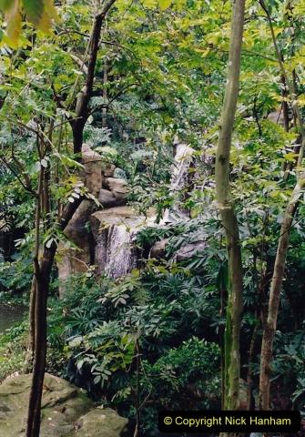 China 1993 April. (185) Yue Xiu Park Guangzhou. 185