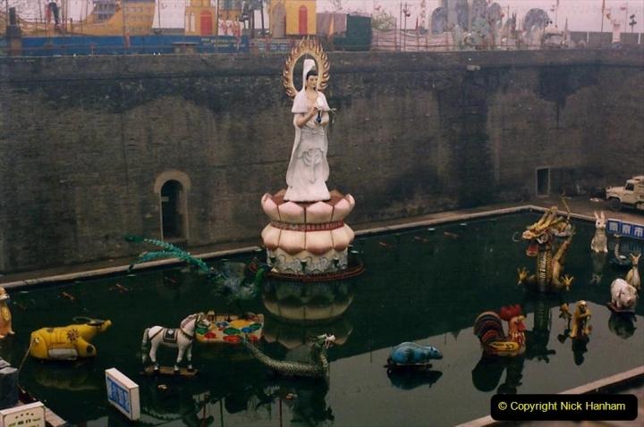 China 1993 April. (4) 004