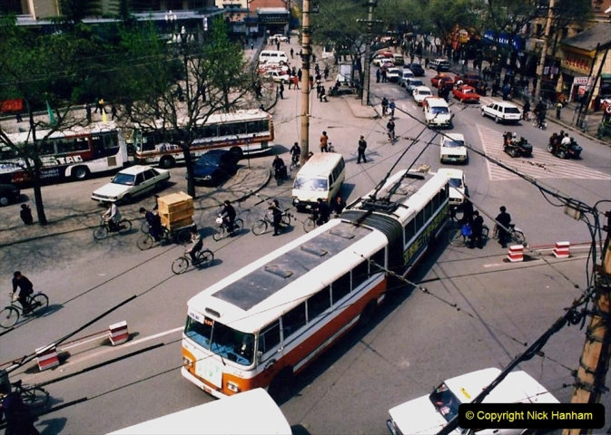 China 1993 April. (41) Xain. 041