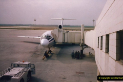 China 1993 April. (2) Shanghai to Xian. 002