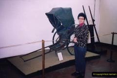 China 1993 April. (8) Banpo Village Museum. 008