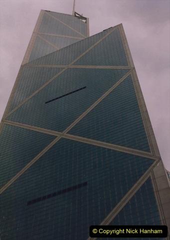 China 1993 April China into Hong Kong. (71) Hong Kong. 071