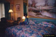 China 1993 April China into Hong Kong. (10)  Our Hong Kong Hotel. 010