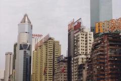 China 1993 April China into Hong Kong. (120) Hong Kong. 120